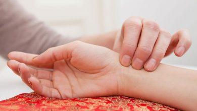 تشخیص بارداری از روی گرفتن نبض