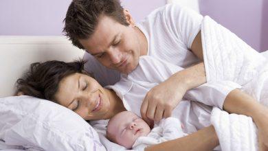 زمان مناسب برای بارداری