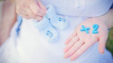 چگونه دوقلو باردار شوید