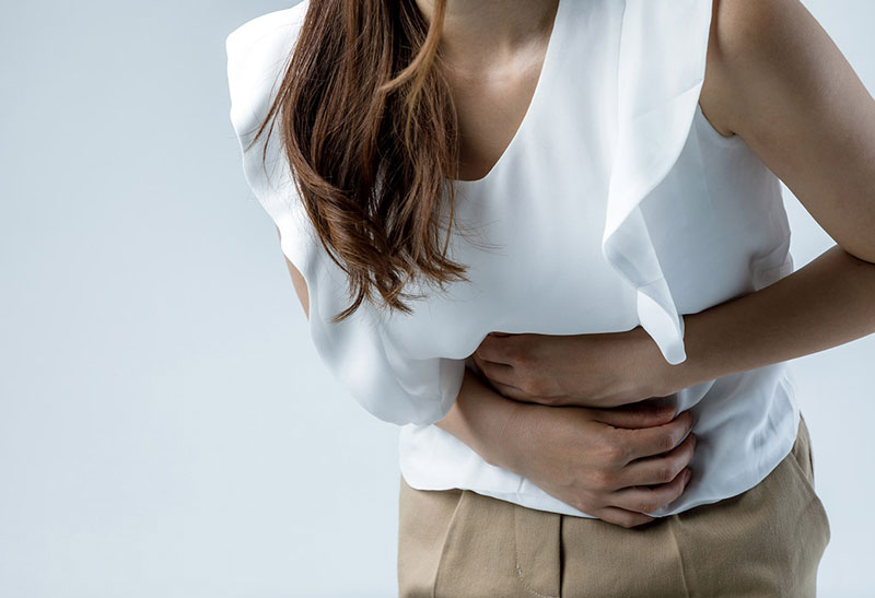 تیر کشیدن تخمدان چپ در بارداری
