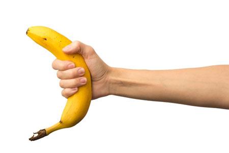 تقویت اسپرم با مصرف موز