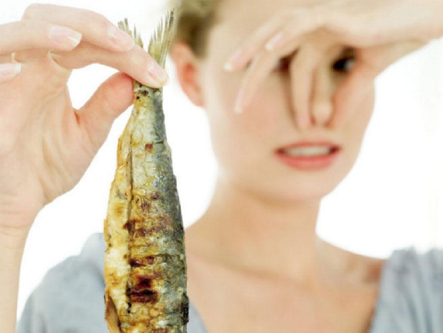 درمان خانگی بوی واژن