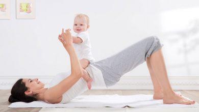 تمرینات ورزشی بعد از بارداری و عمل سزارین