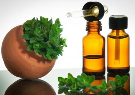 روغن پونه گیاهی مفید برای گرفتگی بینی کودکان