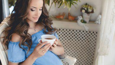 مجاز به مصرف کافئین در دوران بارداری