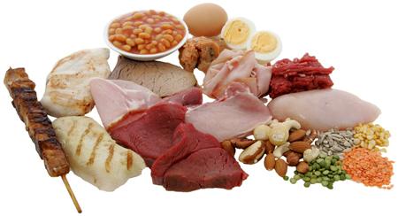 مصرف پروتئین برای افزایش وزن در کودکان
