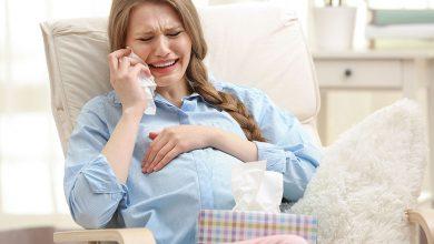 گریه کردن در دوران بارداری و تاثیر آن روی جنین