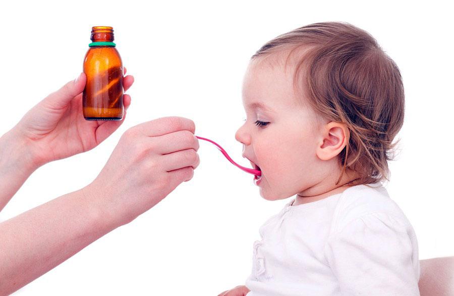 مصرف دارو برای کودک