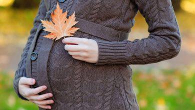بارداری در فصل پاییز