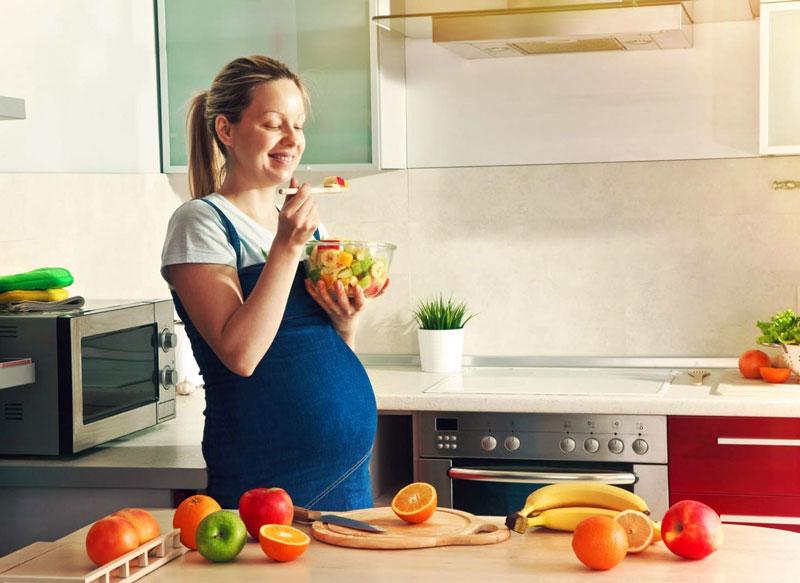 نارنگی و بارداری
