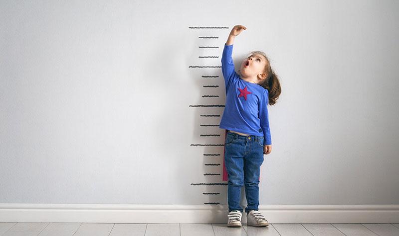 ژنتیک و افزایش قد کودک