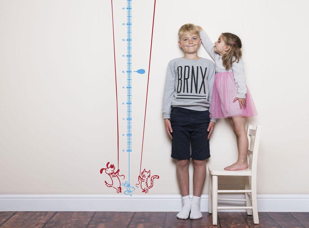 افزایش قد کودک