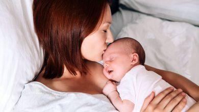 هفته اول نوزاد